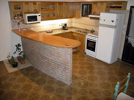 Maderer a chihuahua for Barras de cocina de concreto
